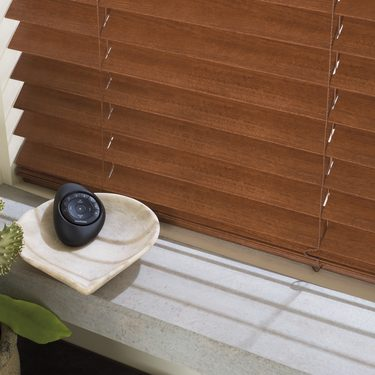 Hunter Douglas EverWood Blinds - Window Coverings